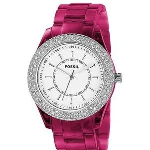 Fossil Stella Pink/ Purple Watch